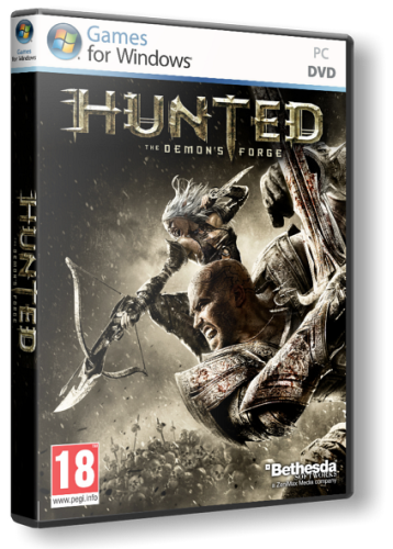 Скачать игру Hunted.The Demons Forge