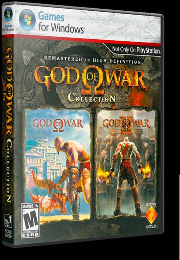 Скачать пак двух игр Gad of War(torrent)