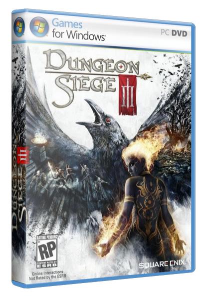 Скачать через торрент игру Dungeon Siege 3