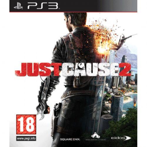 Скачать игру Just Cause 2(RUS)