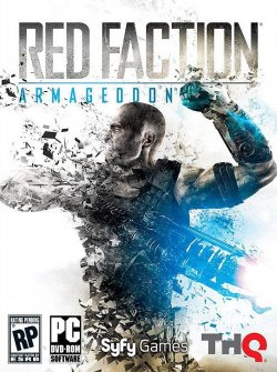 Скачать игру Red Faction: Armageddon (2011) PC