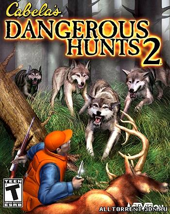 Cabela's Dangerous Hunts 2 торрент файл