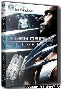 Скачать через торрент X-Men Origins: Wolverine