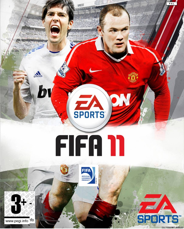 Скачать игру FIFA 2011 через торрент