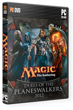 Magic The Gathering: Duel of the Planeswalkers(torrent)