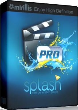 Splash PRO HD Player скачать через торрент