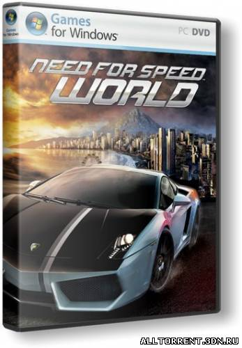 Need For Speed: World (2010/PC/Rus) торрент файл