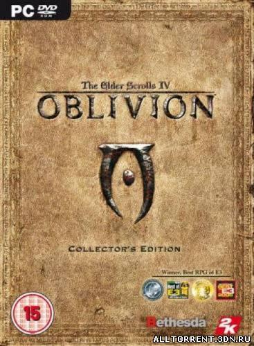 The Elder Scrolls IV Oblivion скачать через торрент