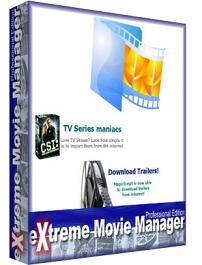 eXtreme Movie Manager (2011) скачать торрент