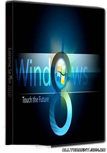 Windows 8 M1 Enterprise (2011) скачать торрент