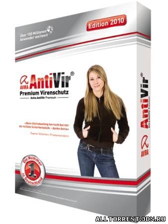 Скачать через торрент Avira антивирус