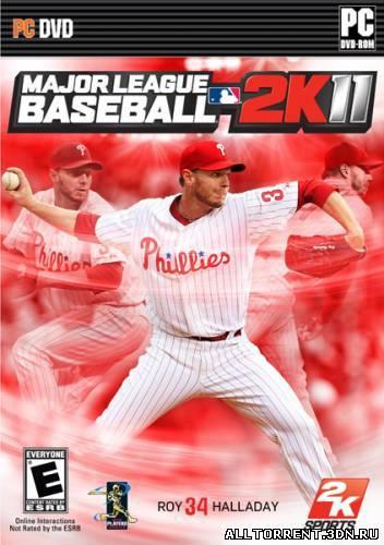 Major League Baseball 2K11 скачать через торрент
