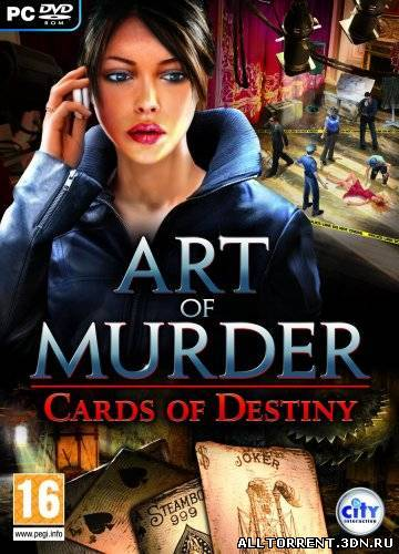 Art of Murder: Cards of Destiny скачать торрент