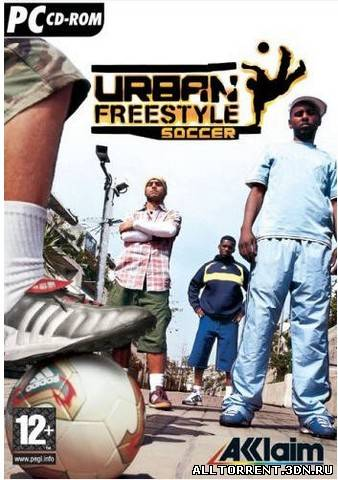 Футбол Без Правил / Urban Freestyle Soccer скачать игру(торрент)