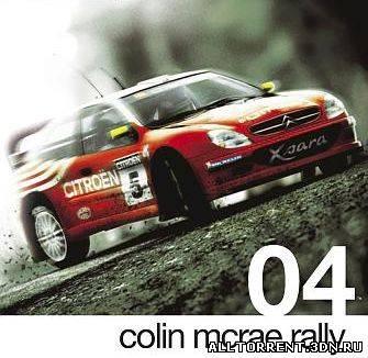 Скачать игру colin mcrae rally 4 через торрент на русском