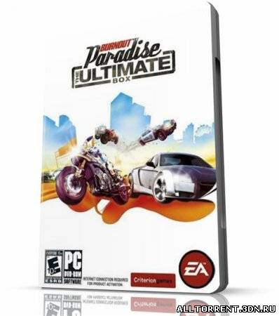 Burnout Paradise: The Ultimate Box(торрент)