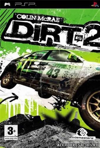Скачать игру Colin McRae: DiRT 2 через торрент