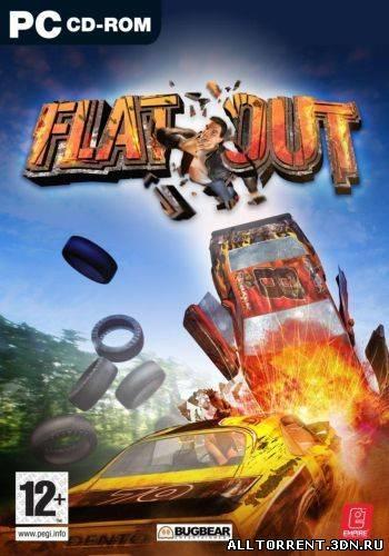 Скачать FlatOut через торрент