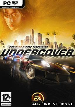 Need For Speed Undercover [ENG+RUS] скачать через torrent