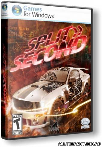 Split Second | PC | 2010 скачать через торрент