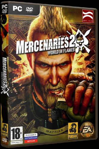 Mercenaries 2 скачать игру через торрент